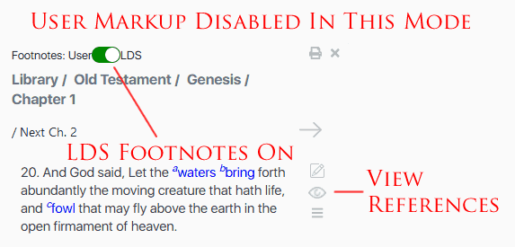 LDS footnotes