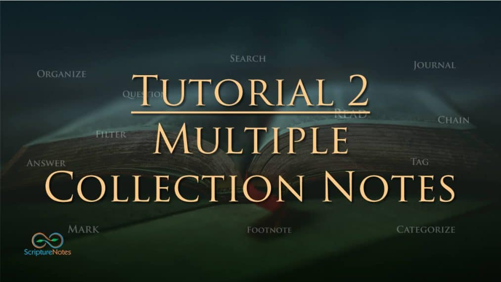 tutorial 2 multiple collection notes