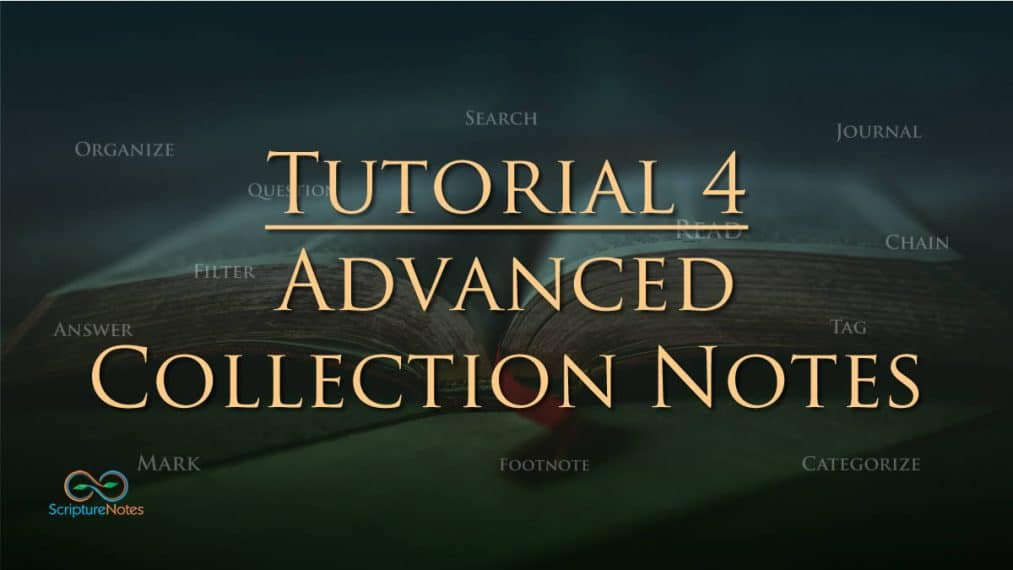 tutorial 4 advanced collection notes