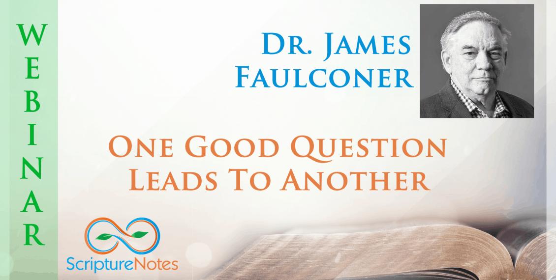 James Faulconer Webinar