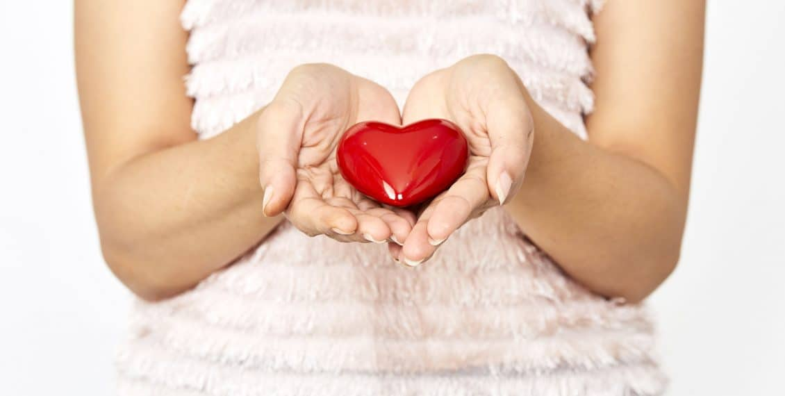 giving our heart
